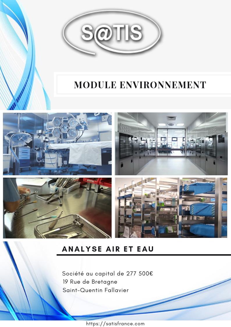 Module Environnement SATIS
