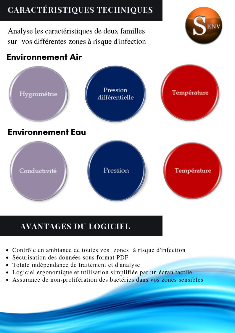 Caractéristiques techniques et avanatge SATIS Environnement