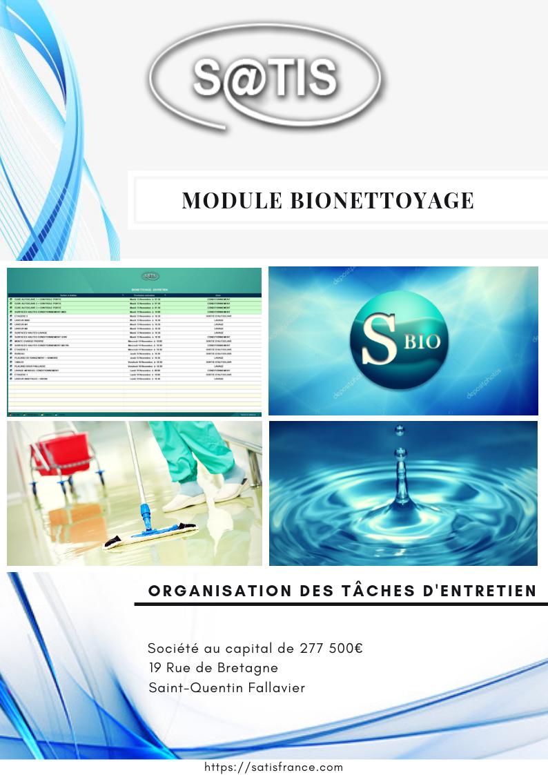Présentation BioNettoyage