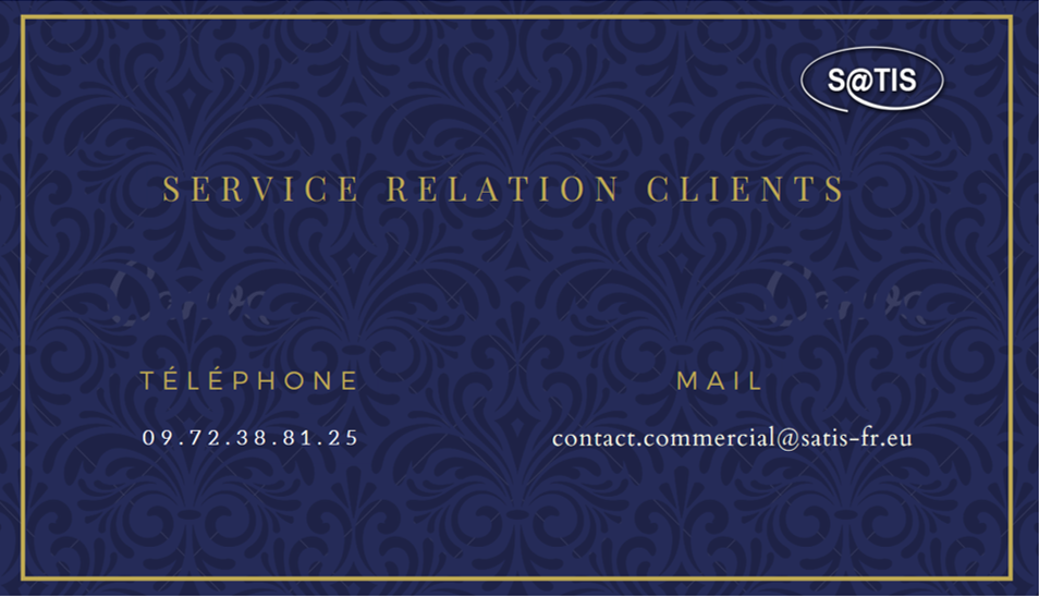 Contact commercial SATIS